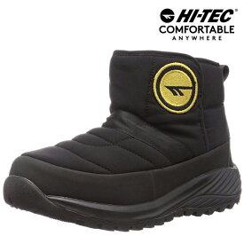ハイテック 冬靴 冬 靴 滑らない 滑りにくい メンズ レディース ユニセックス スノーシューズ スノーブーツ ショートブーツ ダウンブーツ アウトドア 防滑 防水 HI-TEC HT BTU24W ワイルドグース ショート あす楽対応_北海道 BOS 在庫一掃