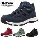 ハイテック メンズ スノトレ 冬靴 冬 靴 滑らない 滑りにくい アウトドア スニーカー スノートレ スノーシューズ カジュアルシューズ …