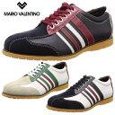 マリオヴァレンティーノ メンズ レザースニーカー 靴 紳士靴 カジュアル 本革 レザー スニーカー 大きいサイズ マドラス madras MARIO …
