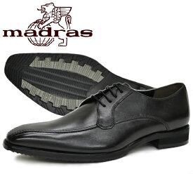 マドラス エムディエル ビジネスシューズ メンズ 紳士 紳士靴 ビジネス 本革 革靴 フォーマル 防滑 madras MDL エムディエル SPDS4046 あす楽対応_北海道 BOS