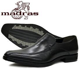 マドラス エムディエル ビジネスシューズ ビジカジ メンズ 紳士 紳士靴 ビジネス 本革 革靴 フォーマル 防滑 madras MDL エムディエル SPDS4048 あす楽対応_北海道 BOS