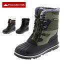 トレイルマスター trailmaster メンズ スノーブーツ スノトレ 冬靴 TR-023 あす楽対応_北海道 BOS