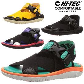 HI-TEC ハイテック サンダル レディース メンズ サンダル スポーツサンダル 靴 シューズ アウトドア カワズ フレックス2 KAWAZ FLEX 2 あす楽対応_北海道 BOS