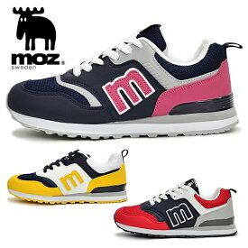 モズ レディース スニーカー MOZ MZ2177 靴 シューズ おしゃれ かわいい 北欧 靴 女性 カジュアル あす楽対応_北海道 プチプラ BOS