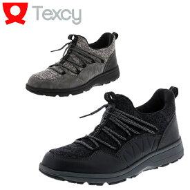 テクシー texcy メンズスノースニーカー スノトレ ウィンターシューズ 雪道対応 冬靴 TM-3014 在庫一掃