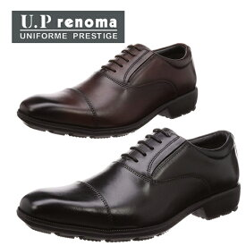 [本格レザー ビジネスシューズ] U.P renoma/ユーピー レノマ madras/マドラス 紳士 本革 ビジネスシューズ 3E 幅広 U7530 あす楽対応_北海道 BOS