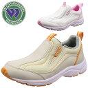ウィンブルドン レディース スニーカー スリッポン シューズ 靴 幅広 3E ウォーキング ランニング ジョギング 仕事用 ウォーキングシュ…
