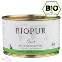 ビオピュア【BIOPUR】【正規品】【あす楽対応】BIOPUR 犬用レバー・エアクランクンゲンドッグフード(400g)[肝臓]