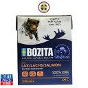 【BOZITA】【あす楽対応】ボジータ 犬用チャンクゼリー サーモンドッグフード(370g)※リニューアルしました※