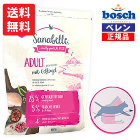 【bosch】【あす楽対応】ボッシュ・ザナベレアダルトキャットフード(2.0kg)