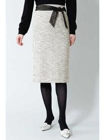 【SALE/66%OFF】<B ability>ヘリンボーンジャージセットアップスカート BOSCH ボッシュ スカート スカートその他【RBA_E】【送料無料】[Rakuten Fashion]