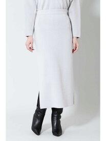 [Rakuten Fashion]【SALE/50%OFF】《Bability》ミラノリブスムースニット BOSCH ボッシュ スカート スカートその他 ベージュ パープル【RBA_E】【送料無料】