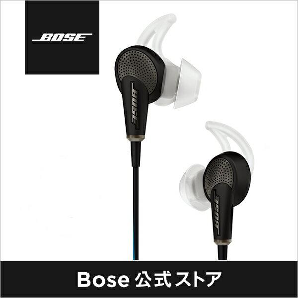 Bose QuietComfort20 ノイズキャンセリング ヘッドホン / イヤホン / イヤフォン / iPhone対応