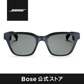 Bose Frames Alto ウェリントン サングラス Bluetooth オープンイヤー ブラック ユニセックス メンズ レディース 眼鏡 メガネドライブ UVカット