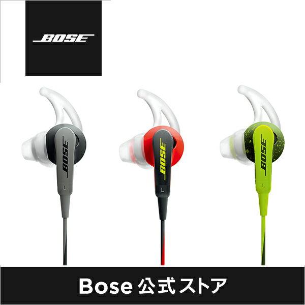 【公式 / 送料無料】 アウトレット Bose SoundSport in-ear headphones (Apple 製品対応モデル) / イヤホン