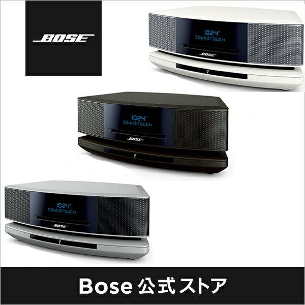 【公式 / 送料無料】 Bose Wave SoundTouch music system IV / Bluetooth / ブルートゥース / Wi-Fi / ワイヤレス / スピーカー / ウェーブシステム