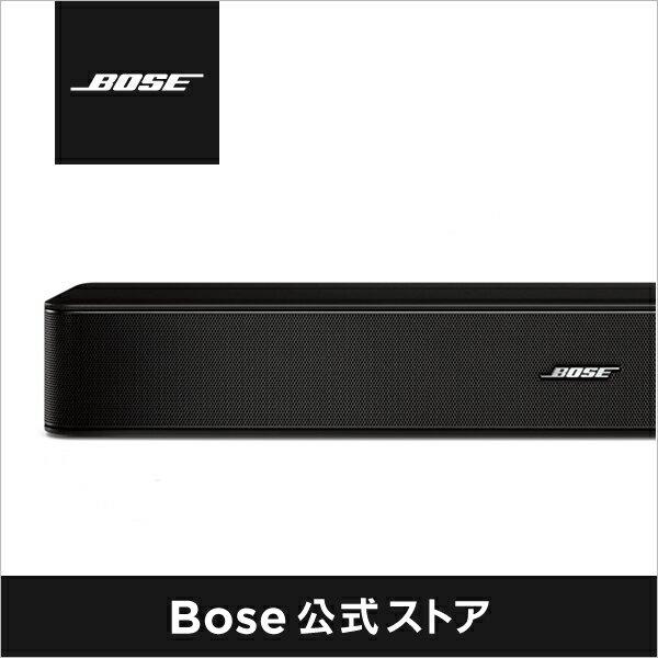 【公式 / 送料無料】 Bose Solo 5 TV sound system / ワイヤレス / ホームシアター / サウンドバー / Bluetooth / ブルートゥース