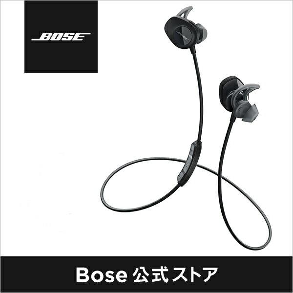 Bose SoundSport WLSS ヘッドホン / ヘッドフォン / イヤホン / wireless / ワイヤレス / 防滴 / Bluetooth / ブルートゥース / NFC対応
