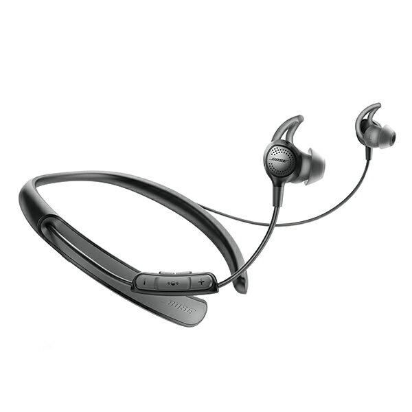 【公式 / 送料無料】 Bose QuietControl 30 ワイヤレス ヘッドホン / ヘッドフォン / ノイズキャンセリング / ノイズキャンセル / イヤホン / Bluetooth / ブルートゥース / ネックバンド / iPhone対応