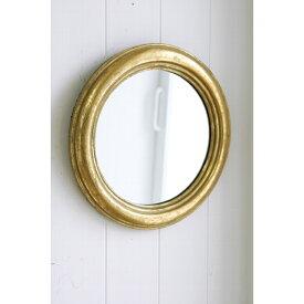 ゴールドラウンドウォールミラー KB-26 □□ CL4COVENT GARDEN 鏡 インテリア 装飾 壁掛け 丸型 ウォール リビング 部屋 寝室 かわいい 北欧 アンティーク調 ディスプレイ コベント ガーデン プレゼント ギフト