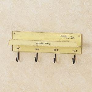 パリスナンバーフック MC1774 □ DL6 フック 壁掛け 壁 ナンバーフック ブリキ パリ キーフック ウォール ハンガー ハンギング DIY レトロ クラシック ビンテージ ヴィンテージ アンティーク お年玉 プレゼント