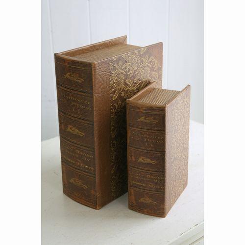 【クーポンでさらに値引き】 オールドブック・2点セット EV-70 □【DL4】 小物いれ 収納ケース シークレットボックス レトロ アンティーク調 収納箱 ブックボックス COVENTGARDEN コベントガーデン コベント ガーデン