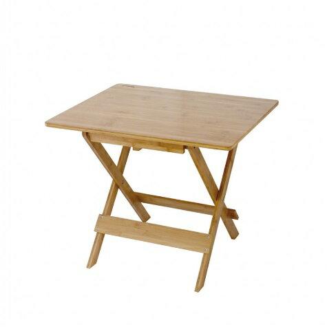 SPICE バカンス 折りたたみバンブーテーブル ミドル KJLF2080 □バンブー テーブル 折りたたみテーブル サイドテーブル 簡易 簡易テーブル 新品 未使用 木製テーブル アウトドア ファミキャン キャンプ キャンプ ピクニック 7800 170718お年玉 プレゼント