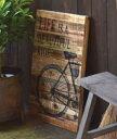 ウッデンボード 01 LIFE【JF37】□【J3】【木製ボード 壁面装飾 壁掛け インダストリアル 男前インテリア ディスプレイ ウォールデコ …