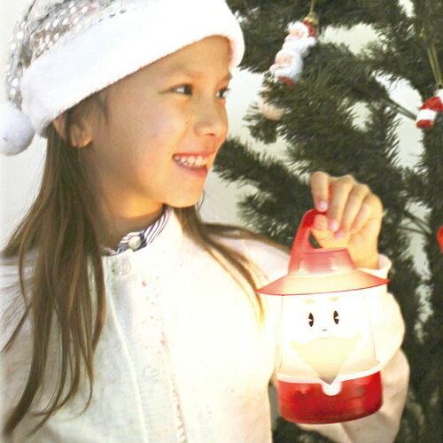 スマイルLEDランタン SANTA PEVS1610 □□ BR2 SPICE スパイス プレゼント 男の子 女の子 明かり 灯り スタンド キッズ 子供用 子供部屋 インテリア プレゼント