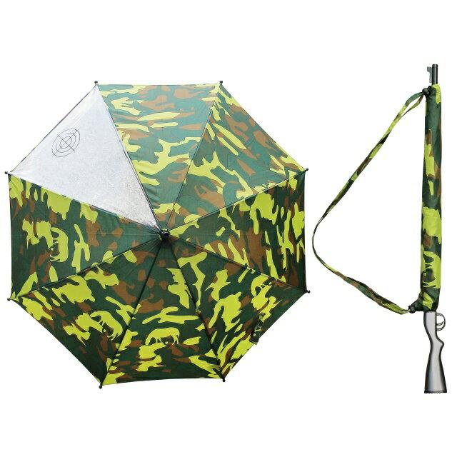 KIDS RIFLE UMBRELLA ライフル アンブレラ【688】□【I5】【傘 雨傘 銃 キッズ 子供 トリガー カモフラ 迷彩 ファッション カワイイ 流行 magnet】