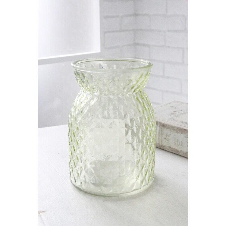 エルム・ダイヤボトルベース HX-43 □□ CR4 COVENT GARDEN 花瓶 ガラス インテリア 雑貨 ガーデニング 置物 ポット ビン 鉢 コベントガーデン コベント ガーデン プレゼント
