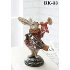【BK-03】□【CR2】トランプウサギ【コベントガーデンCOVENTGARDENオブジェインテリアアンティーク動物アニマルうさぎ置物ディスプレイ雑貨】