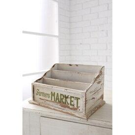 スリーディビジョンボックス OE-03 □□ K3 COVENT GARDEN 小物入れ 収納 BOX 木製 ウッドボックス 木箱 ディスプレイ オブジェ ケース おしゃれ インテリア 北欧 アンティーク調 コベント ガーデン プレゼント