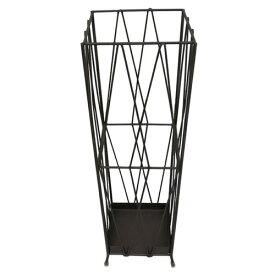【傘立て】ダイヤブラウン ghv0910 □□ OR2 あまの 傘立て 上品 おしゃれ アンブレラスタンド アイアン スリム コンパクト シンプル スタンド 玄関 傘