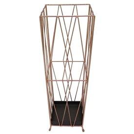 【傘立て】ダイヤコッパー ghv0920 □□ OR2 あまの 傘立て 上品 おしゃれ アンブレラスタンド アイアン スリム コンパクト シンプル スタンド 玄関 傘