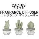 CACTUS FRAGRANCE DIFFUSER G675-824 □□ AR2 DULTON ディフューザー サニタリー 芳香 香り 匂い 香水 サボテン 造花 フェイクグリー…