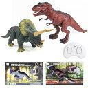 赤外線RC ジュラザウラーミニ 9020 □□ PR3 トップエース ラジコン 恐竜 トリケラトプス ティラノサウルス ジュラシック おもちゃ か…