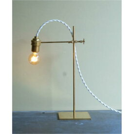 BRANCH BIT LAMP □□ BL2 WVT ライト ランプ 照明 スタンド 真鍮 ハタガネ 置物 オブジェ インテリア 雑貨 おしゃれ WEST VILLAGE TOKYOプレゼント