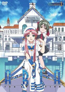 【中古レンタルアップ】 DVD アニメ ARIA The ANIMATION [第1期] 全6巻セット