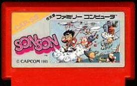 【中古】 ファミコン (FC) SONSON ソンソン (ソフト単品)