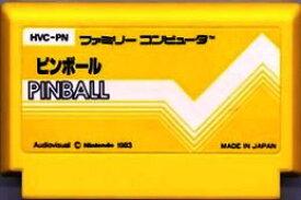 【中古】 ファミコン (FC) ピンボール (ソフト単品)