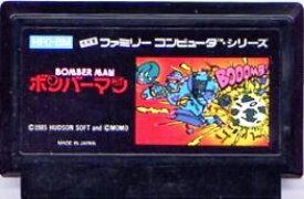 【中古】 ファミコン (FC) ボンバーマン (ソフト単品)