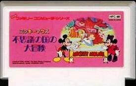 【中古】 ファミコン (FC) ミッキーマウス 不思議の国の大冒険 (ソフト単品)