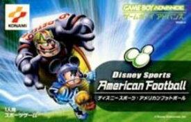 【中古】 GBA Disney Sports:American Football(ソフト単品)