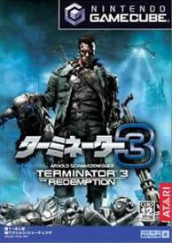 【ディスク単品】 GCターミネーター3:ザ・レテンプション(ソフト単品)