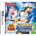 【中古】 DS テニスの王子様2005 クリスタルドライブ