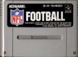 【中古】 スーパーファミコン (SFC) NFLフットボール(ソフト単品)