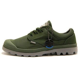 PALLADIUM巴拉蒂姆Pampa Oxford Puddle Lite WP pampaokkusufodopadoruraito WP Racing Green/Metal赛车绿色/金属75427-304[低切/雨鞋/雨鞋/防水/男女两用]