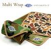 多保鮮紙照相機保鮮紙Multi Wrap CAMO野鴨花紋MOUTH滑鼠MMW18066