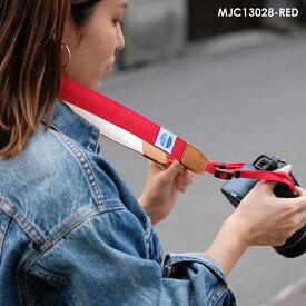 カメラストラップ 一眼レフ ミラーレス Delicious Camera Strap 30ミリ MJC13028-30mm MOUTH マウス 男女兼用 日本製 おしゃれ 帆布 カメラ女子 キャンバス かわいい カメラ ネックストラップ